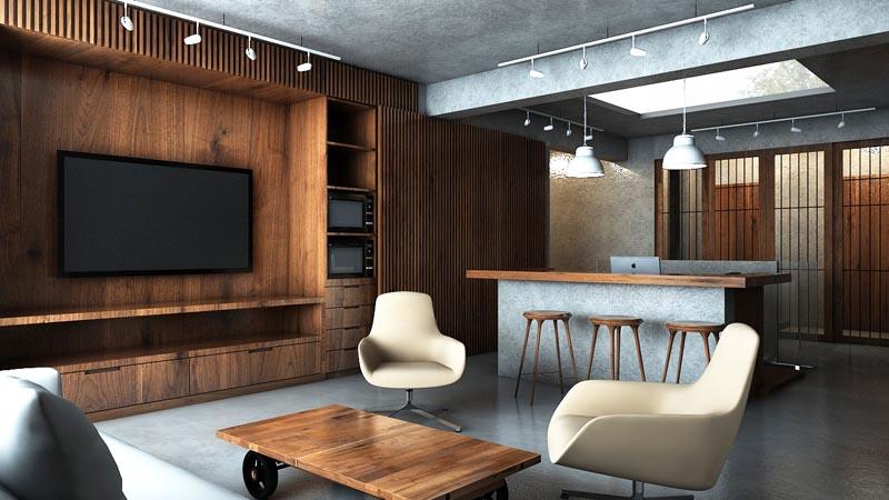 3d renditions apartment in kolkata